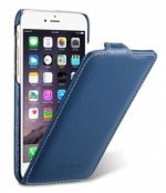 Чехол для iPhone 6 Melkco Premium Leather Case Jacka Type Dark Blue (65090)