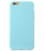 Чехол для iPhone 6 Melkco Poly Jacket TPU Case Blue (65094)