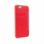 Чехол для iPhone 6 Ozaki O!coat 0.3 Pocket Red (2304)